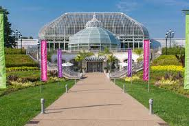Garden State Arts Center Facilities And Photos Phipps Conservatory And Botanical Gardens