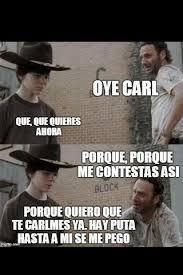 Rick And Carl Meme - amazing 20 walking dead rick and carl meme wallpaper site