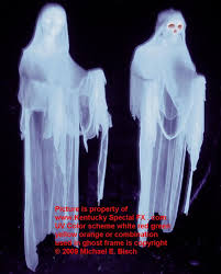 Halloween Ghost Decorations For Trees by 26 Best Halloween Ghost Decorations And Props Images On Pinterest