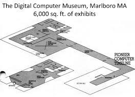 Museum Floor Plan Computer History Museum Celebrating 35 Years Computer History