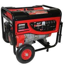 black friday generator deals home depot smarter tools gp 6500 5 500 watt continuous gasoline powered