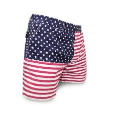 American Flag Jean Shorts Men The U0027mericas Chubbies American Flag Shorts For Men