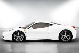 rent a 458 simply rent a car 458 italia white car