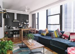 wework opens gorgeous welive co living apartments on wall street