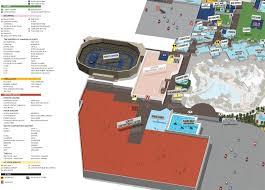 Caesars Palace Las Vegas Map by Mandalay Bay Convention Center Convention Center At Mandalay Bay