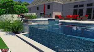 3d Home Design 20 50 Carol Kahn Designs Custom 3d Landscape Design