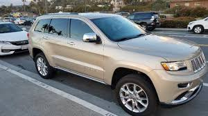 gold jeep grand cherokee 2014 gold jeep grand cherokee in california for sale used cars on