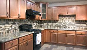 maple kitchen cabinets with white granite countertops pecan wood kitchen cabinets fgy