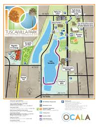 parks map park map city of ocala