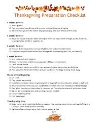 thanksgiving preparation checklist this makes that