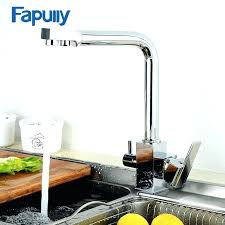 kitchen faucet water filters grohe water filter faucet the 50 best kitchen faucets top