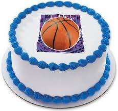 basketball cake topper hot wheels 7 5 edible cake topper cooking kits