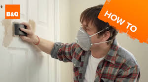 how to prepare interior woodwork for decorating youtube