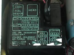 1989 toyota pickup fuse box wiring diagram simonand