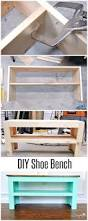 Build Shoe Storage Bench Plans by The Best 30 Diy Entryway Bench Projects U2013 Cute Diy Projects