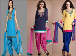 dailymotion blouse design punjabi salwar kameez patiala suit dresses collection