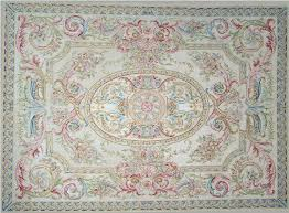 Cream And Blue Rug What Is An Aubusson Rug