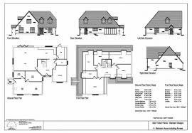 Chalet Bungalow Floor Plans Uk Pippingford 4 Bedroom Chalet Design Solo Timber Frame