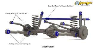 lexus lx470 for sale nsw superpro suspension bush vehicle kit kit070hk fits isuzu d max 3 0