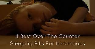 best counter 4 best over the counter sleeping pills best otc sleep aids