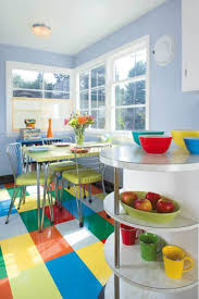 Ideas For Kitchen Flooring Ideas For Kitchen Floors Linoleum Tile U0026 More Old House