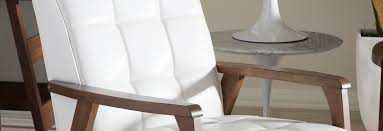 White Chairs For Living Room White Living Room Chairs For Less Overstock