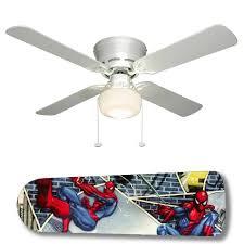 Target Ceiling Fan by Spiderman Lamp Target