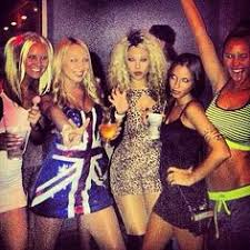 Spice Girls Halloween Costumes Spice Girls Group Halloween Costumes Group Halloween