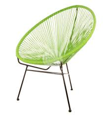 Acapulco Outdoor Chair Acapulco Lounge Chair Light Green Suitable For Outdoor Use