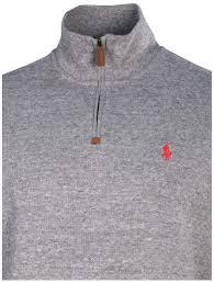 polo ralph lauren men u0027s 1 2 zip pullover sweater walmart com