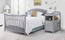 Baby Bed Attached To Parents Bed Cribs U0026 Baby Beds Babies