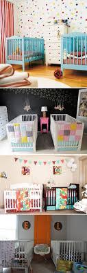 chambre de bébé jumeaux déco de chambre pour jumeaux