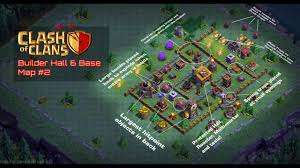 Personal World Map by Best Clash Of Clans Builder World Map 2 Builder Hall 6 Youtube