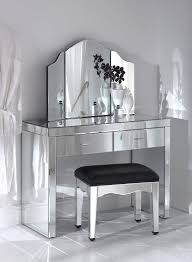 Small Mirrored Desk Freedom To