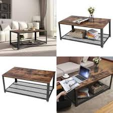 l tables living room furniture pallet wood upcycled coffee table vintage rustic look living