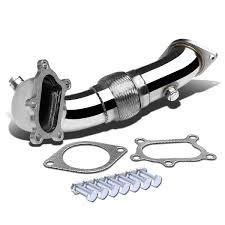 mazdaspeed mazdaspeed 3 performance stainless steel racing downpipe exhaust