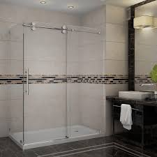 stainless steel shower stalls u0026 kits showers home depot