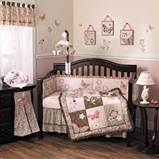 Roses Crib Bedding 6 Crib Bedding Set Baby