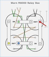 warn winch solenoid wiring diagram atv personligcoach info