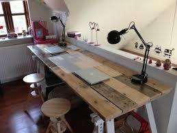 faire un bureau d angle glänzend construire bureau en palette mod les diy et tutoriel