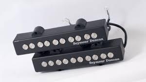 seymour duncan sj5 3s 5 string qp jazz bass set best bass gear