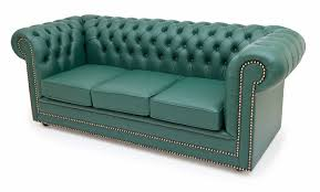 Green Chesterfield Armchair Classic Furniture Chesterfield Button Sofas Beds Wing Chairs