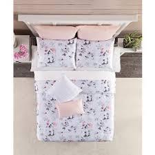 Coral And Gold Bedding Comforter Set Bedding Sets U0026 Collections Target