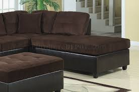 Reversible Sectional Sofa by Henri Reversible Sectional Sofa By Coaster