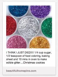 edible gliter how to make edible glitter we re calling shenanigans