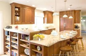 kitchen wall colors with pickled oak cabinets painted bronze