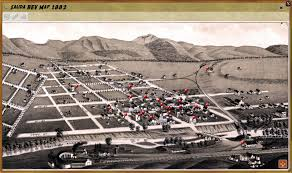 Salida Colorado Map by Old West Town Salida Colorado 1882 Rpg Works Drivethrurpg Com