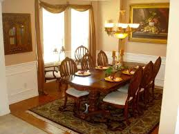 Cortona Extending Dining Table by Pictures Of Dining Tables Decorated Formal Dining Room