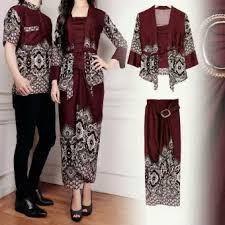 Baju Batik Batik kedai baju baju batik batik pasangan batik maulana coklat