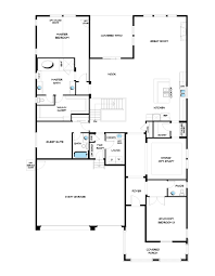 3 Bay Garage Plans by The Iris Floor Plan At Willowcroft Manor At Columbine Valley In